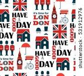 London Newspaper Seamless...