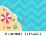 vector background template with ... | Shutterstock .eps vector #531913078