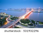 asia's largest across the... | Shutterstock . vector #531932296