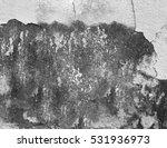 crack grunge stain concrete... | Shutterstock . vector #531936973