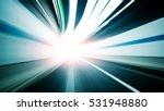 tokyo city fast road night scene | Shutterstock . vector #531948880