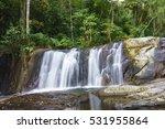 dami waterfall | Shutterstock . vector #531955864