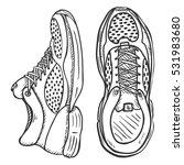 vector sketch illustration  ...   Shutterstock .eps vector #531983680