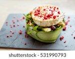 food  culinary  haute cuisine... | Shutterstock . vector #531990793