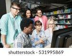 people  education  technology... | Shutterstock . vector #531995869