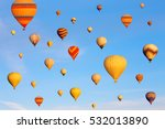 beautiful various colorful... | Shutterstock . vector #532013890