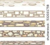 seamless stone texture.pebbles  ...
