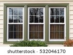 three new replacement windows... | Shutterstock . vector #532046170