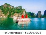 Cruise Boats On Halong Bay ...