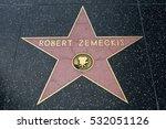 hollywood  ca   december 06 ... | Shutterstock . vector #532051126