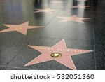 hollywood  ca   december 06 ... | Shutterstock . vector #532051360