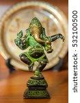 Bronze Figurine Of Ganesha On ...
