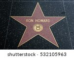 hollywood  ca   december 06 ... | Shutterstock . vector #532105963
