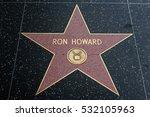 hollywood  ca   december 06 ... | Shutterstock . vector #532105963
