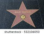 hollywood  ca   december 06 ... | Shutterstock . vector #532106053