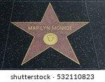 hollywood  ca   december 06 ... | Shutterstock . vector #532110823