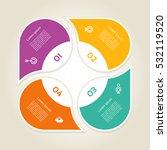 vector infographic design...   Shutterstock .eps vector #532119520