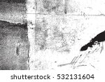 distress grainy overlay shabby... | Shutterstock .eps vector #532131604