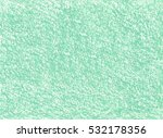 Mint Colored Pencil Background. ...