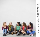 girls friendship togetherness
