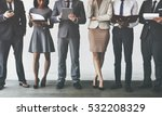 business management occupation... | Shutterstock . vector #532208329