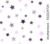 seamless stars pattern | Shutterstock .eps vector #532224724