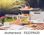 afternoon tea   Shutterstock . vector #532259620