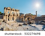Celsus Library In Ephesus ...