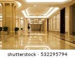 hotel lobby interior | Shutterstock . vector #532295794