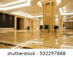 hotel lobby interior   Shutterstock . vector #532297888