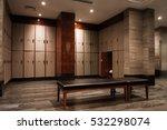 interior of a locker changing... | Shutterstock . vector #532298074