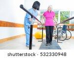 Rehabilitation Clinic With...