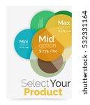 business cover brochure design... | Shutterstock .eps vector #532331164