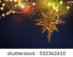 christmas lighting background   Shutterstock . vector #532362610