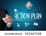 Small photo of ACTION PLAN , Action Plan Strategy Vision Planning , Creative Development Process Action Plan , Action Plan Process Strategy Vision , businessman