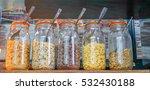 an assortment of breakfast... | Shutterstock . vector #532430188
