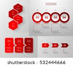 infographics step by step....   Shutterstock .eps vector #532444666