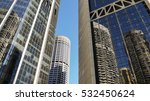 business buildings in sydney ... | Shutterstock . vector #532450624