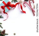 Christmas Gift  Fir Tree...
