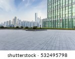 cityscape and skyline of... | Shutterstock . vector #532495798