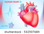 medical healthy template with... | Shutterstock .eps vector #532507684