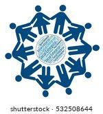 social enterprise concept | Shutterstock . vector #532508644