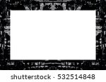 old grunge weathered peeled... | Shutterstock . vector #532514848