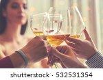 leisure  celebration  drinks ... | Shutterstock . vector #532531354