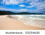 Lopes Mendes Beach In The...