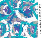 abstract grunge seamless... | Shutterstock .eps vector #532551490