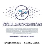 vector creative illustration of ...   Shutterstock .eps vector #532572856