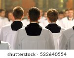 The Young Clerics Of The...