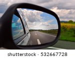 Traveling  Rear View Mirror...