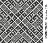 Seamless Pattern In Greek Style....